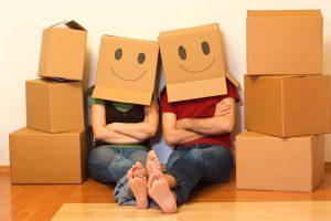 حمل اثاثیه منزل و اثار روانی ان در تغییر محل زندگی